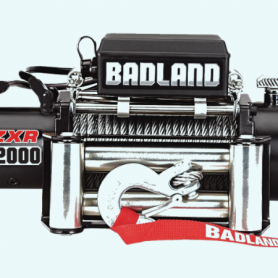 12000lb badland winch review