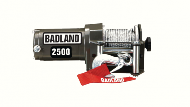 Badland 2500 lb Winch Review