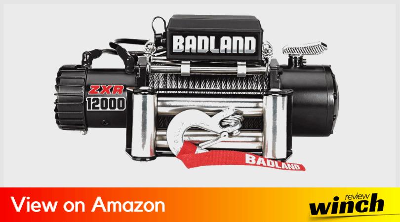 badland 12000 winch review