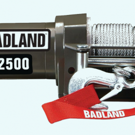2500lb badland winch review