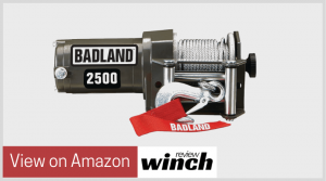 Badland 2500 ATV Electric Winch Review