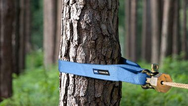 winch tree protector strap