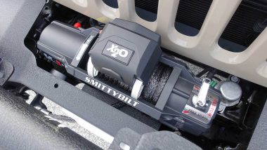 Smittybilt X2O-10 Comp Gen2 Winch with Synthetic Line Images
