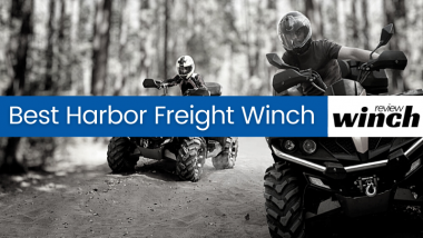 Best Harbor Freight (Badland) Winch