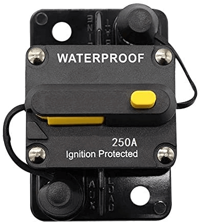 Circuit Breaker For Harbor Freight Winch