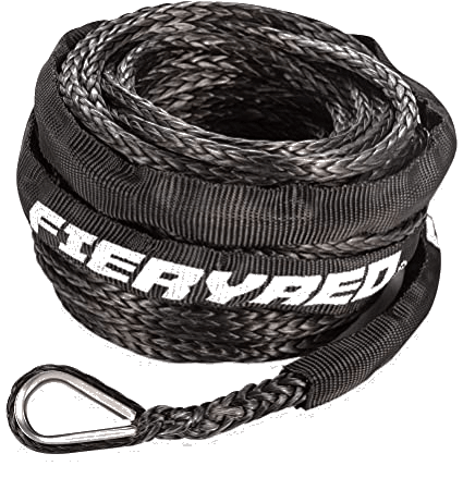 Synthetic Rope For Harbor Freight Winch
